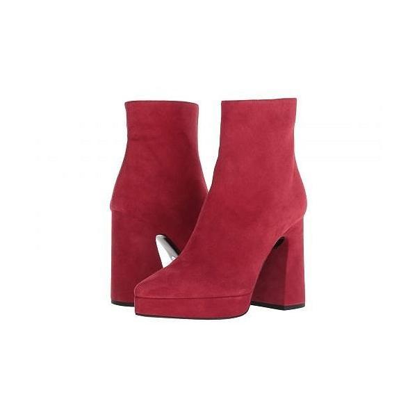 Proenza Schouler プロエンザスクーラー レディース 女性用 シューズ 靴 ブーツ アンクルブーツ ショート HG Bootie Plat - Medium Red