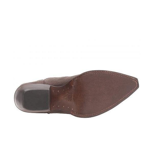 Frye フライ レディース 女性用 シューズ 靴 ブーツ ロングブーツ Sacha Tall - Smoke Oiled Suede