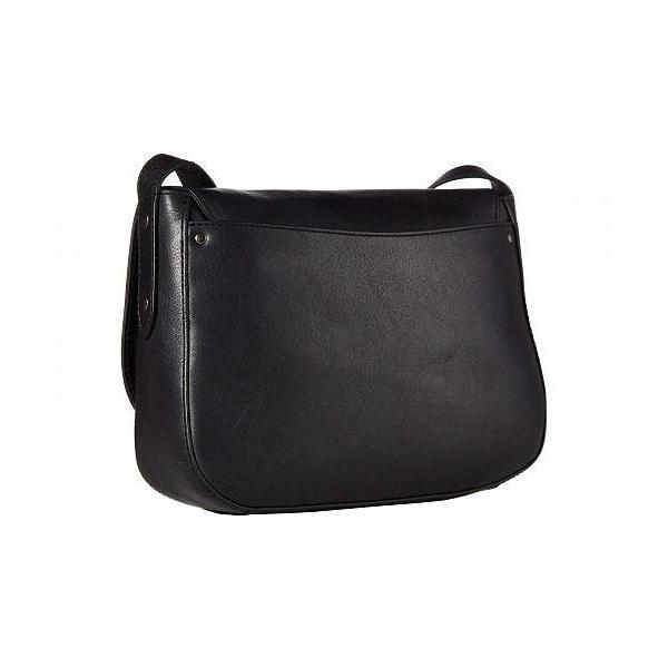 Frye フライ レディース 女性用 バッグ 鞄 バックパック リュック Olivia Crossbody - Black Soft Tumbled Full Grain