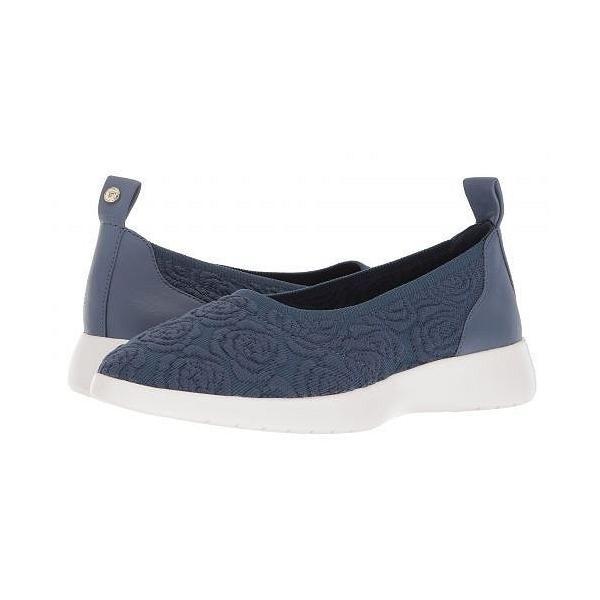 Taryn Rose タリンローズ レディース 女性用 シューズ 靴 スニーカー 運動靴 Daisy - Denim Knit