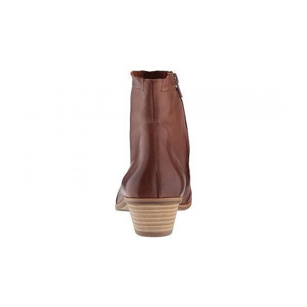 Paul Green ポールグリーン レディース 女性用 シューズ 靴 ブーツ アンクルブーツ ショート Shaw Boot - Nougat Leather