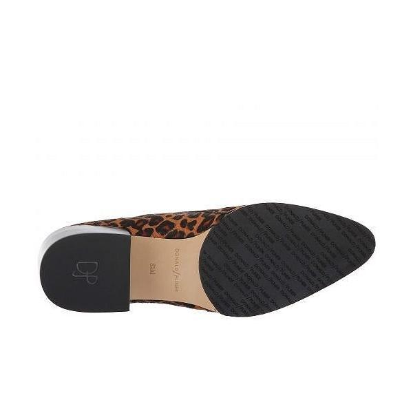 Donald J Pliner ドナルドジェープリナー レディース 女性用 シューズ 靴 ブーツ アンクルブーツ ショート Dante - Leopard/Black Leopard Haircalf