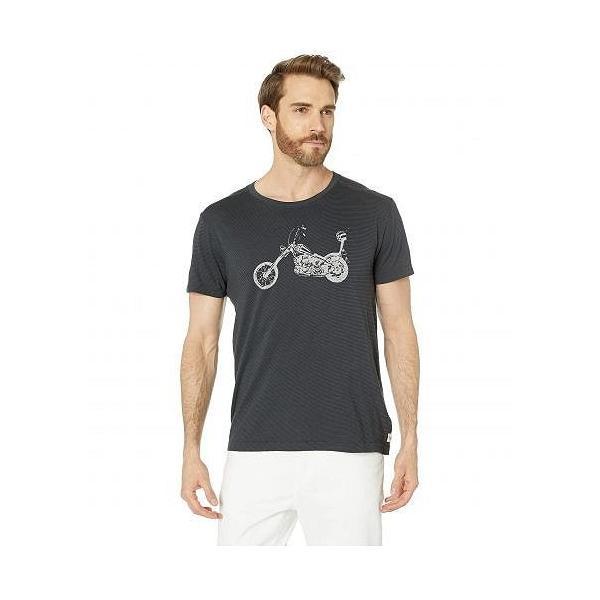 Agave Denim アゲイブデニム メンズ 男性用 ファッション Tシャツ Swarts Easy Rider - Stretch Limo|ilovela