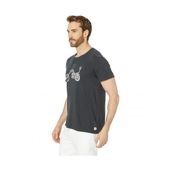 Agave Denim アゲイブデニム メンズ 男性用 ファッション Tシャツ Swarts Easy Rider - Stretch Limo|ilovela|02