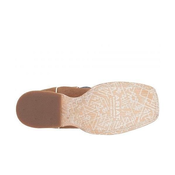 Ariat アリアト レディース 女性用 シューズ 靴 ブーツ ウエスタンブーツ Circuit Savanna - Taurus Tan/Blue Paisley Print