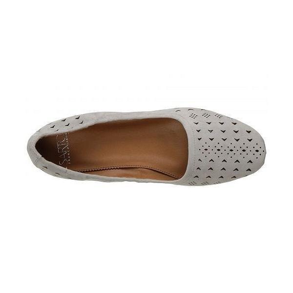 Franco Sarto フランコサルト レディース 女性用 シューズ 靴 フラット Brewer - Vapor Grey Suede