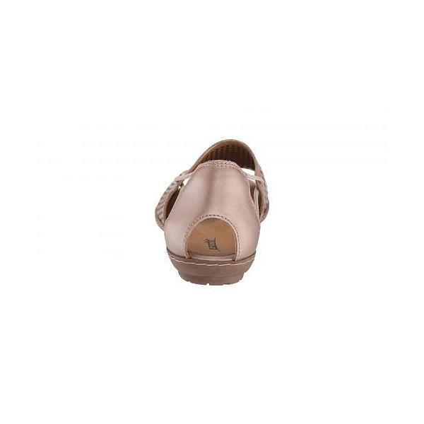 Earth アース レディース 女性用 シューズ 靴 サンダル Shelly - Blush Pearlized Leather