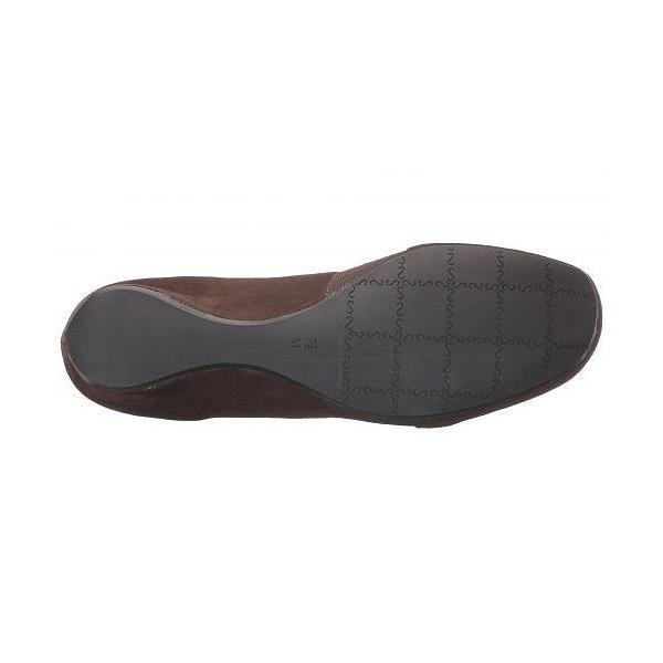 Vaneli ヴァネリ レディース 女性用 シューズ 靴 ローファー ボートシューズ Mambo - Fango Suede/Match Elastic