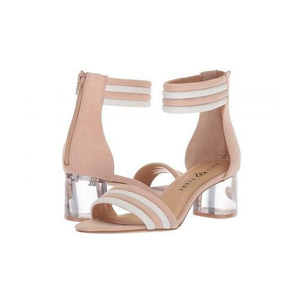 Katy Perry ケイティーペリー レディース 女性用 シューズ 靴 ヒール The Sierra - Blush Nude Microsuede
