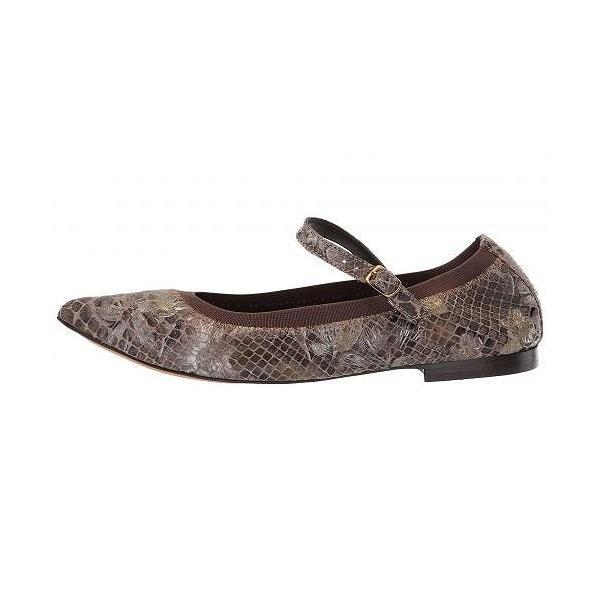 Isola アイソラ レディース 女性用 シューズ 靴 フラット Palleteri - Bistro Taupe Taormina