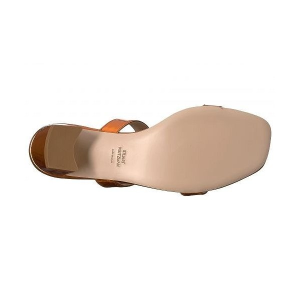Stuart Weitzman スチュアートワイツマン レディース 女性用 シューズ 靴 ヒール Ava - Mandarin Reflector