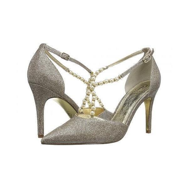 Adrianna Papell アドリアナパペル レディース 女性用 シューズ 靴 ヒール Aurora - Platino Jimmy Net