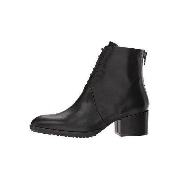 Sesto Meucci レディース 女性用 シューズ 靴 ブーツ アンクルブーツ ショート Fedora - Black Nappa