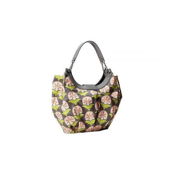 petunia pickle bottom ペチュニアピックルボトム レディース 女性用 バッグ 鞄 ママバッグ Glazed Hideaway Hobo - Weekend in Windsor