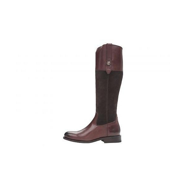 Frye フライ レディース 女性用 シューズ 靴 ブーツ ロングブーツ Jayden Button Tall - Chocolate Oiled Suede/Smooth Vintage Leather