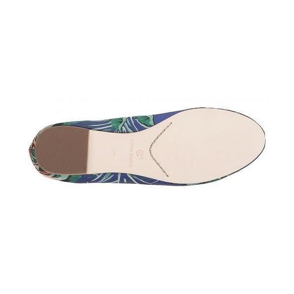 CC Corso Como レディース 女性用 シューズ 靴 フラット Callie - Blue Multi Palm