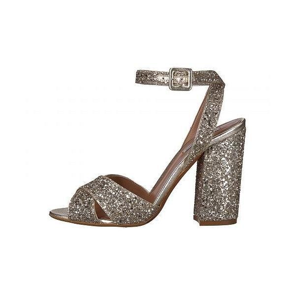 Tabitha Simmons タビサシモンズ レディース 女性用 シューズ 靴 ヒール Connie - Champagne Glitter
