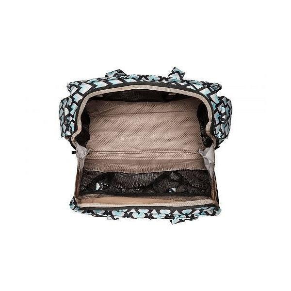 Ju-Ju-Be ジュジュビー レディース 女性用 バッグ 鞄 ママバッグ Onyx Collection Be Prepared Diaper Bag - Black Diamond