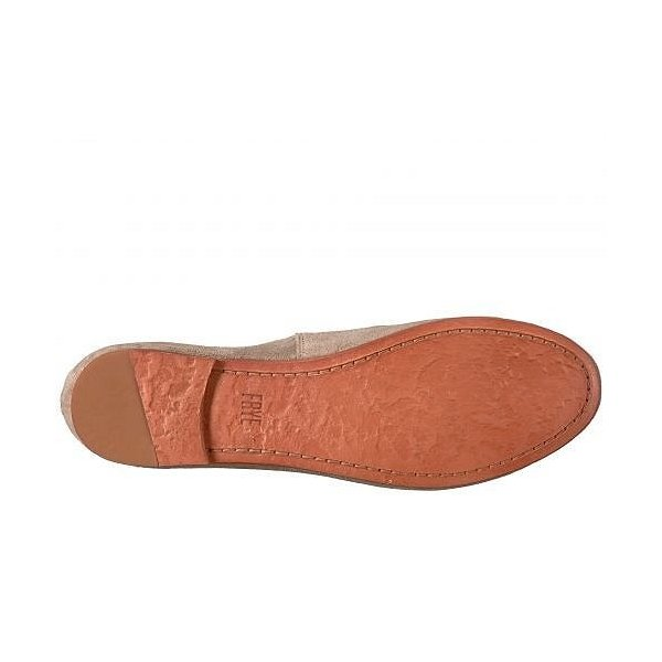 Frye フライ レディース 女性用 シューズ 靴 フラット Carson Ankle Ballet - Ash Soft Oiled Suede