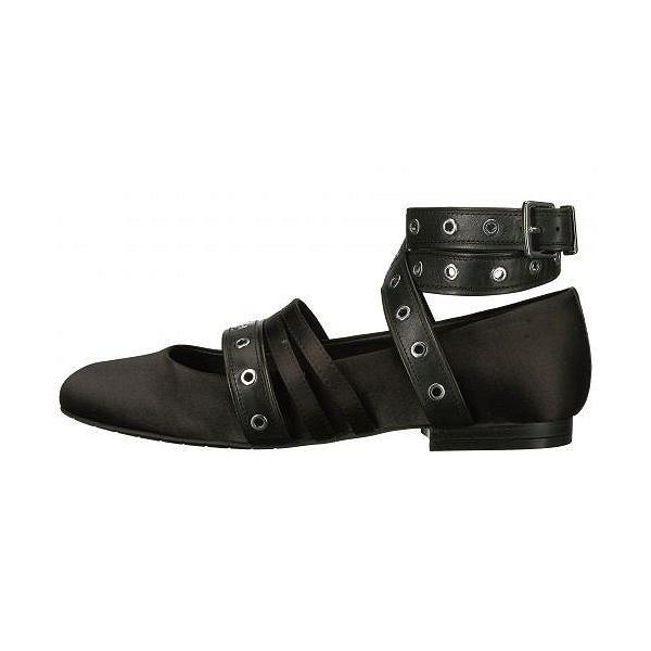 Kenneth Cole New York ケネスコールニューヨーク レディース 女性用 シューズ 靴 フラット Wade - Black/Black