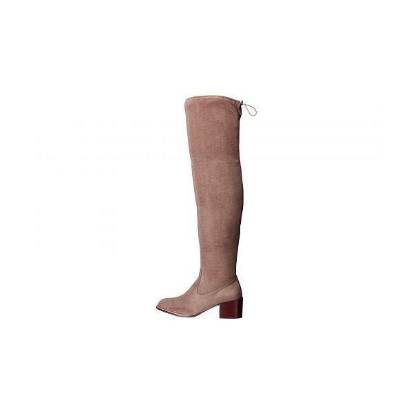 BCBGeneration ビーシービーゲネレーション レディース 女性用 シューズ 靴 ブーツ ロングブーツ Sawyar - Taupe Suede Stretch
