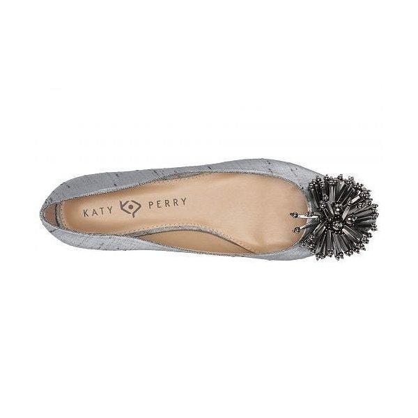 Katy Perry ケイティーペリー レディース 女性用 シューズ 靴 フラット The Rayann - Black Shiny Woven