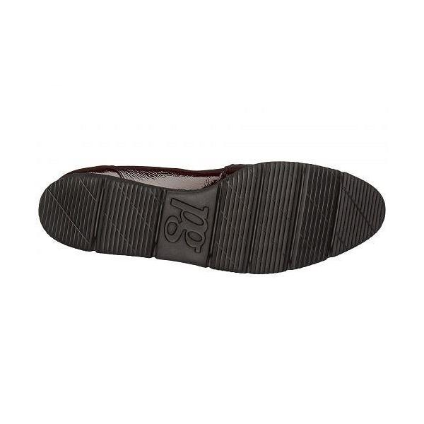 Paul Green ポールグリーン レディース 女性用 シューズ 靴 ローファー ボートシューズ Nico Loafer - Bordo Crinkled Patent