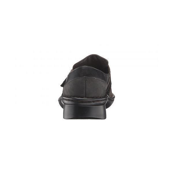 Naot ナオト レディース 女性用 シューズ 靴 ローファー ボートシューズ Celesta - Brown Haze Leather/Black Raven Leather/Oily Coal Nubuck/Black Cr