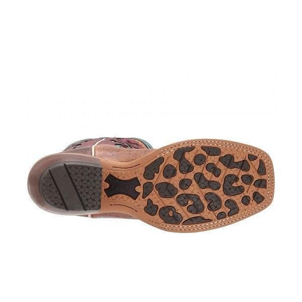 Ariat アリアト レディース 女性用 シューズ 靴 ブーツ ウエスタンブーツ Cowtown Cutter - Wildhorse Tan/Dragon Fruit
