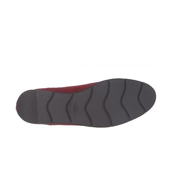 Johnston & Murphy ジョーンストンアンドマーフィー レディース 女性用 シューズ 靴 ブーツ チェルシーブーツ アンクル Bree Gore Ankle Boot - Dark Red