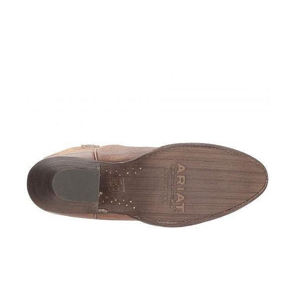 Ariat アリアト レディース 女性用 シューズ 靴 ブーツ ウエスタンブーツ Terra Bella - Turnback Tan