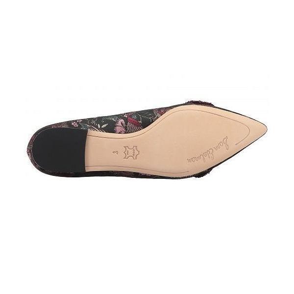 Sam Edelman サムエデルマン レディース 女性用 シューズ 靴 ローファー ボートシューズ Rochester - Black Multi Majestic Bird Jacquard
