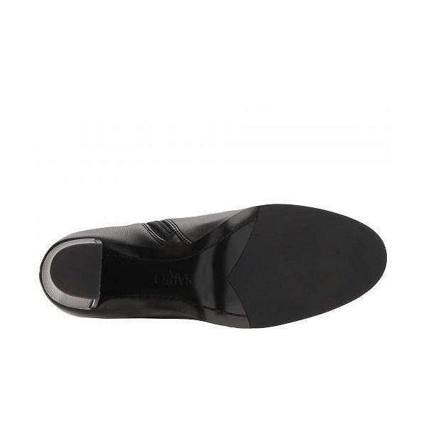 Franco Sarto フランコサルト レディース 女性用 シューズ 靴 ブーツ ロングブーツ Everest - Black Nappa