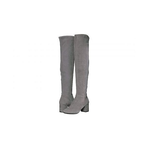 Cole Haan コールハーン レディース 女性用 シューズ 靴 ブーツ ロングブーツ Elnora Over the Knee Boot - Stormcloud Suede