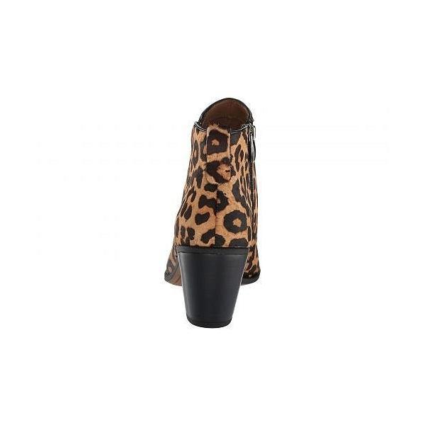 Franco Sarto フランコサルト レディース 女性用 シューズ 靴 ブーツ アンクルブーツ ショート Orchard - Camel Sahara Brahma Hair Leather