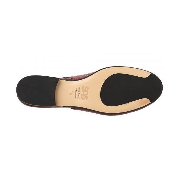 SAS サス レディース 女性用 シューズ 靴 フラット Chloe - Webster Wine