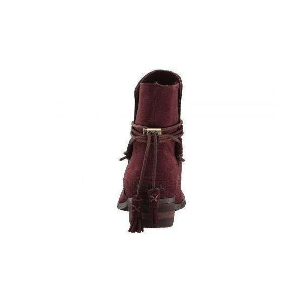 SOREL ソレル レディース 女性用 シューズ 靴 ブーツ アンクルブーツ ショート Farah Short - Redwood/Hawk