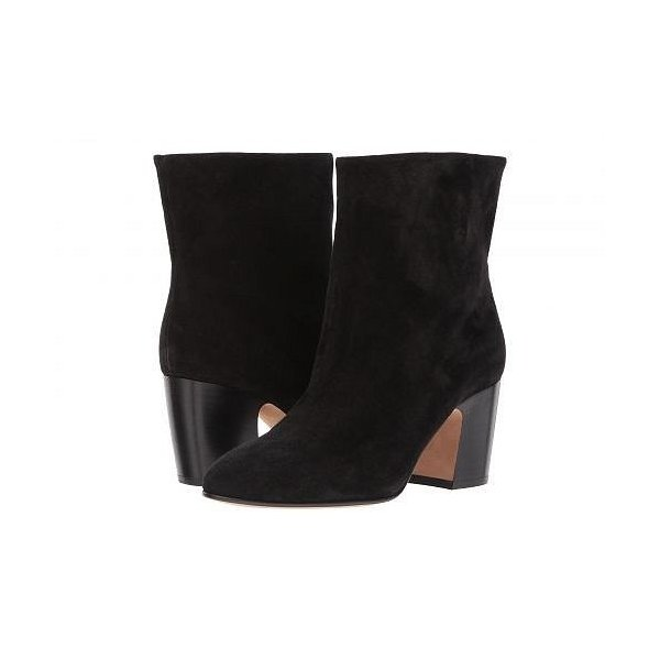 Vince ヴィンス レディース 女性用 シューズ 靴 ブーツ アンクルブーツ ショート Dryden - Black Coco Sport Suede