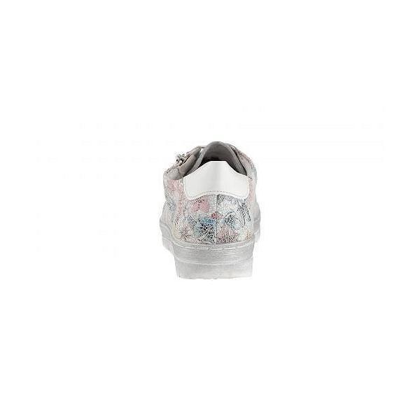 Rieker リーカー レディース 女性用 シューズ 靴 スニーカー 運動靴 D5800 Kaja 00 - Ice/Multi/Bianco