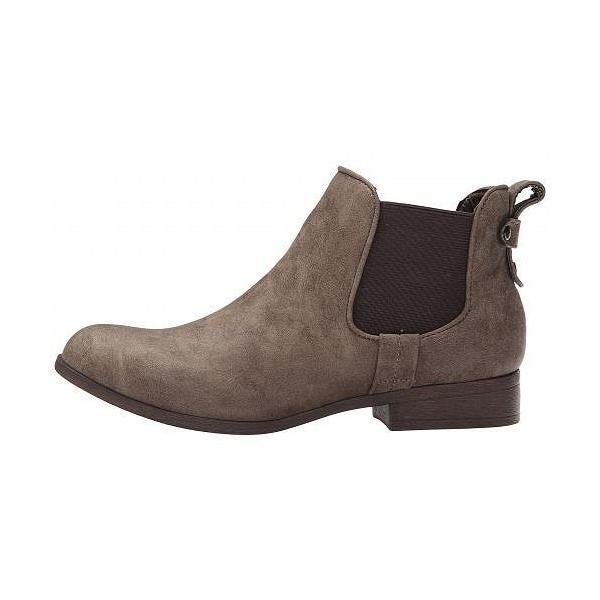 Madden Girl マッデンガール レディース 女性用 シューズ 靴 ブーツ チェルシーブーツ アンクル Draaft - Stone Paris