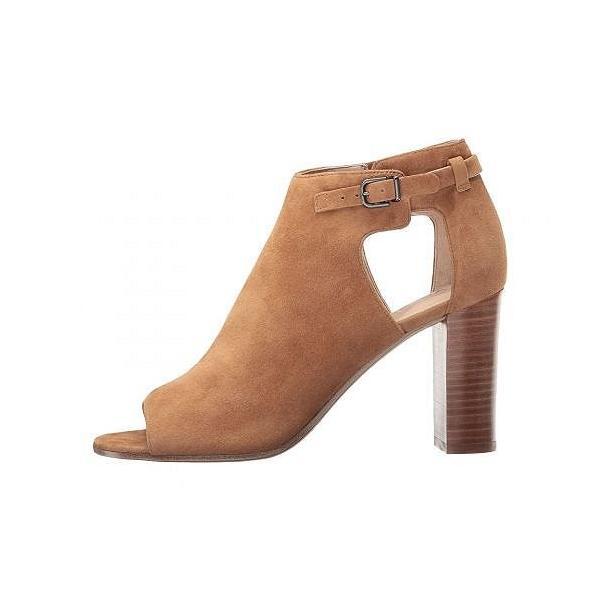 Via Spiga ヴィアスピーガ レディース 女性用 シューズ 靴 ブーツ アンクルブーツ ショート Giuliana - Beech Suede