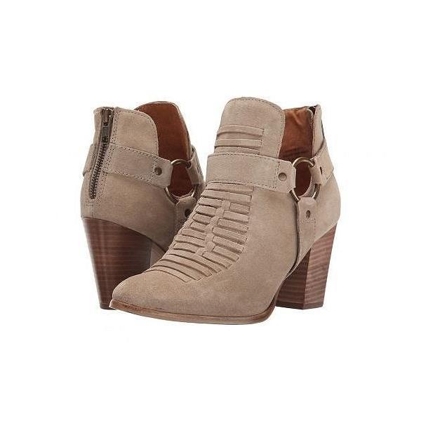 Seychelles セイシェルズ レディース 女性用 シューズ 靴 ブーツ アンクルブーツ ショート Impossible - Sand Suede