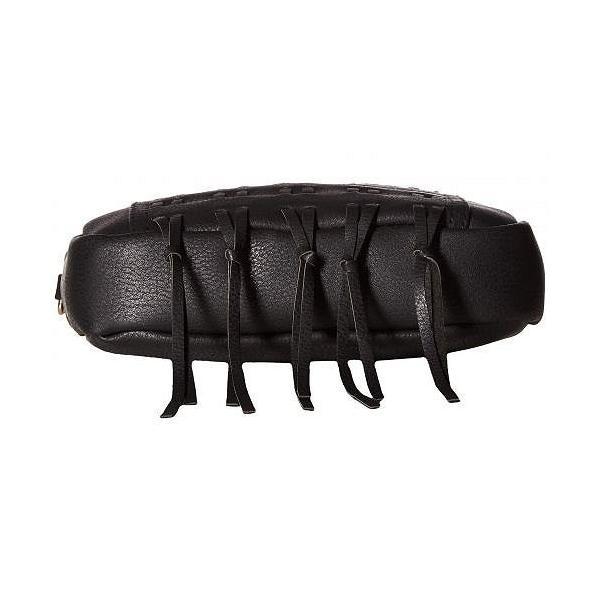 Rampage ランペイジ レディース 女性用 バッグ 鞄 バックパック リュック Whipstitch Crossbody - Black