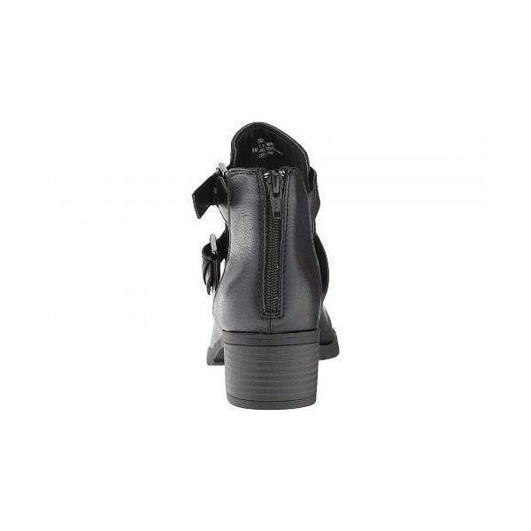 EuroSoft ユーロソフト レディース 女性用 シューズ 靴 ブーツ アンクルブーツ ショート Marlo - Black