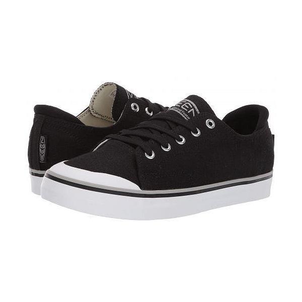 Keenキーンレディース女性用シューズ靴スニーカー運動靴ElsaIIISneaker-Black
