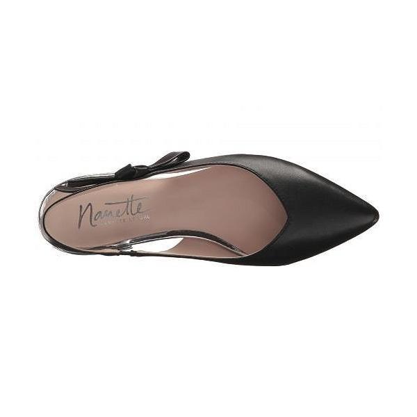 Nanette nanette lepore レディース 女性用 シューズ 靴 フラット Addy - Black