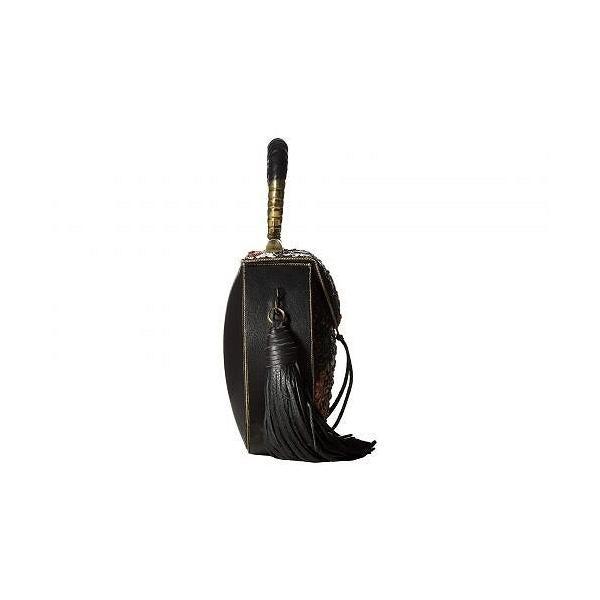 Sam Edelman サムエデルマン レディース 女性用 バッグ 鞄 バックパック リュック Aria Iron Boxed Mini Handbag - Black