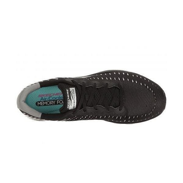 SKECHERS スケッチャーズ レディース 女性用 シューズ 靴 スニーカー 運動靴 Skech-Air Cloud - Black