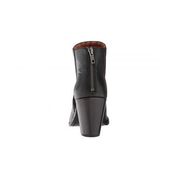 Frye フライ レディース 女性用 シューズ 靴 ブーツ アンクルブーツ ショート Bailey Quilt Peep - Black
