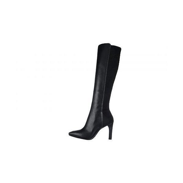 Aerosoles エアロソールズ レディース 女性用 シューズ 靴 ブーツ ロングブーツ Tax Record - Black